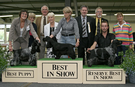 Best In Show line up 2009
